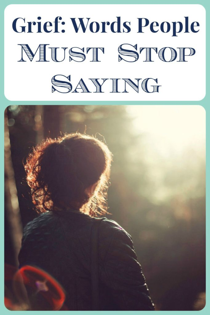 Grief Words People Must Stop Saying